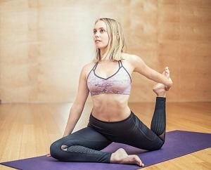 Yoga övningar